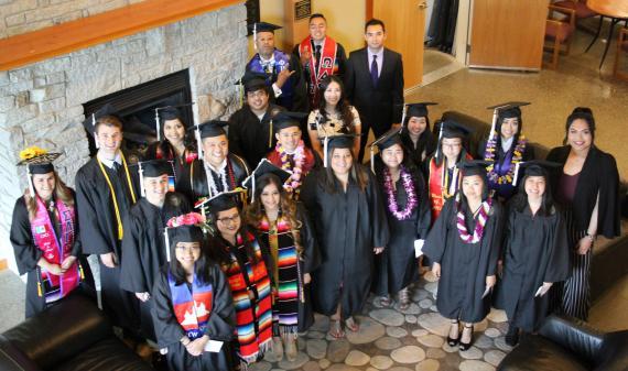 2017 AES Graduation