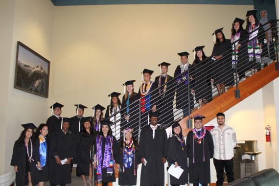 AES Graduates 2018