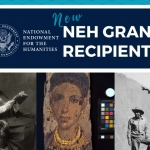 New NEH Grant Recipients