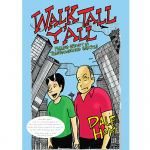 The cover of 'Walk Tall Y'All by Dale Hom