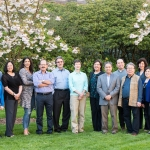 Group photo of AES Faculty
