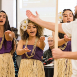 Members of the University of Washington Micronesian Islands Club perform at a recent celebration for the launch of the new Oceania and Pacific Islander Studies minor.Corinne Thrash/U. of Washington
