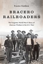 Cover of Bracero Railroaders