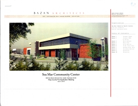 A preview of the Sea Mar Community Center.