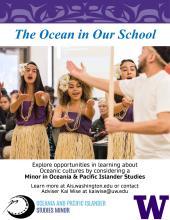 Minor in Oceania and Pacific Islander Studies