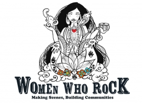 Women Who Rock Logo